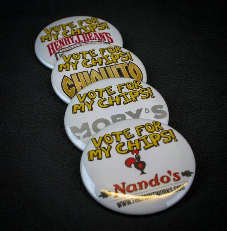 Metal Pin Badges