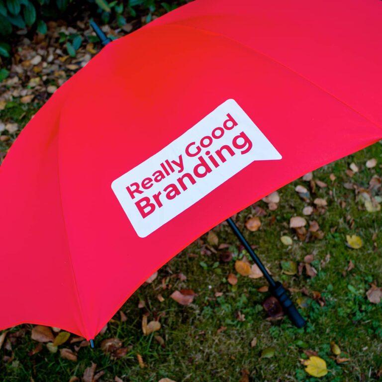 Promotional Event Umbrella