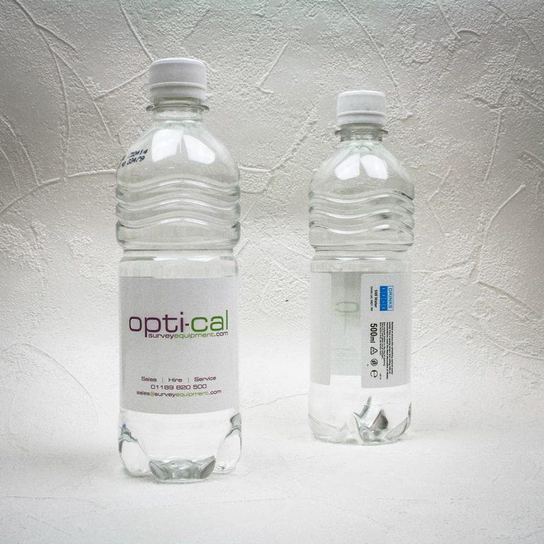 Printed Water Bottles