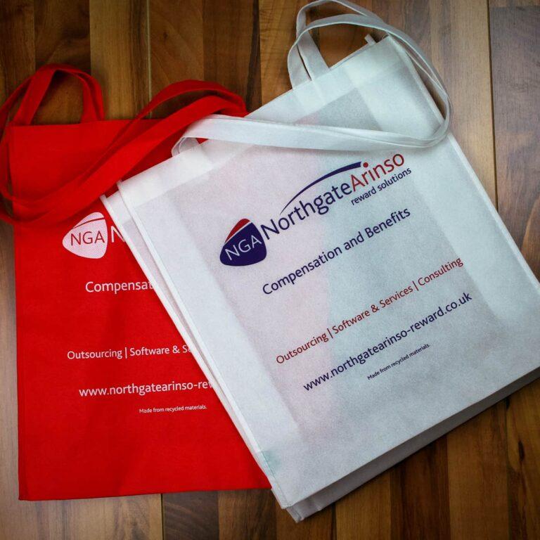 Printed Shopper Bags