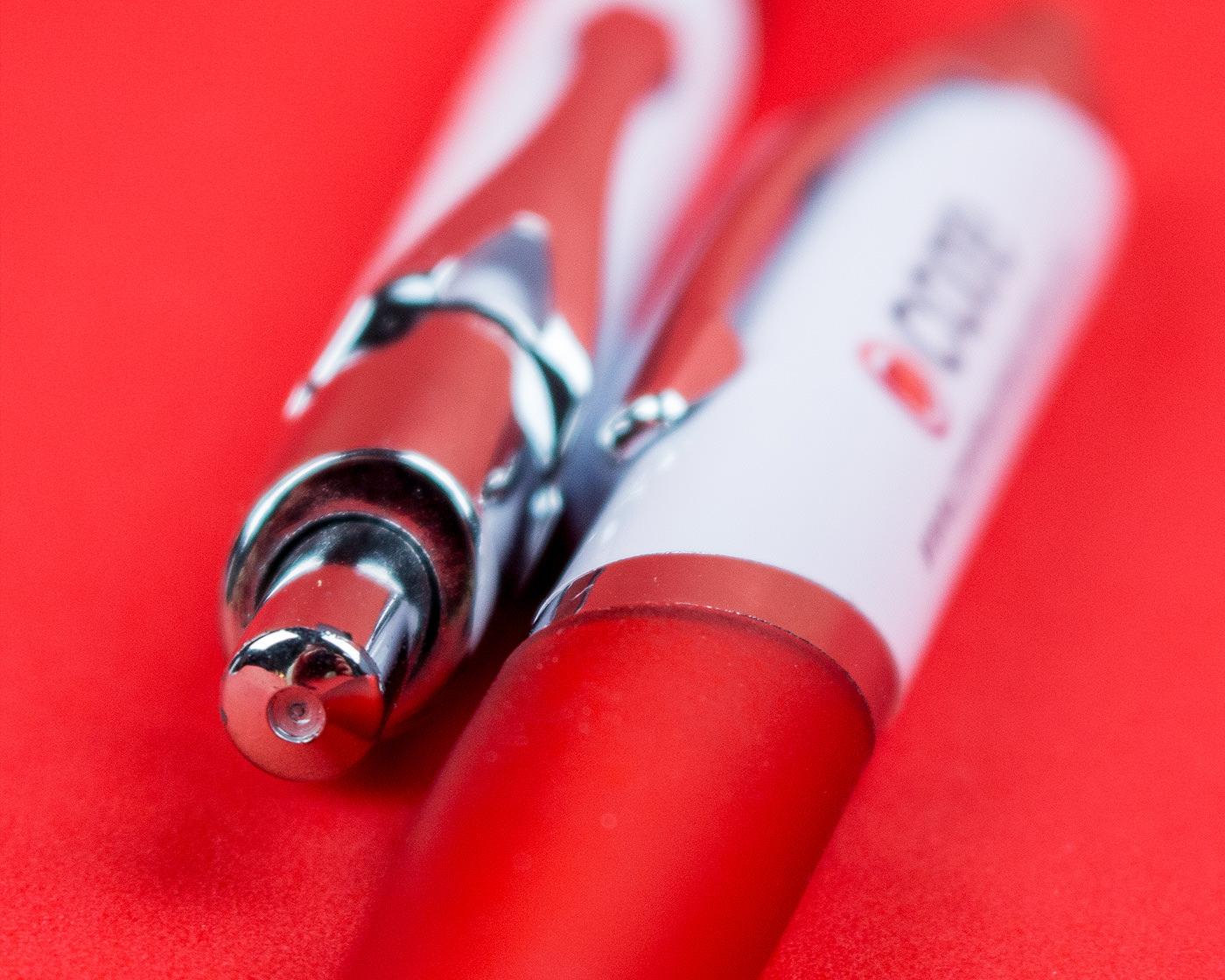 close-up-printed-pen