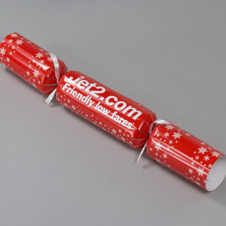 Branded Cracker Printing