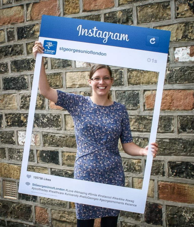 Instagram Selfie Frames