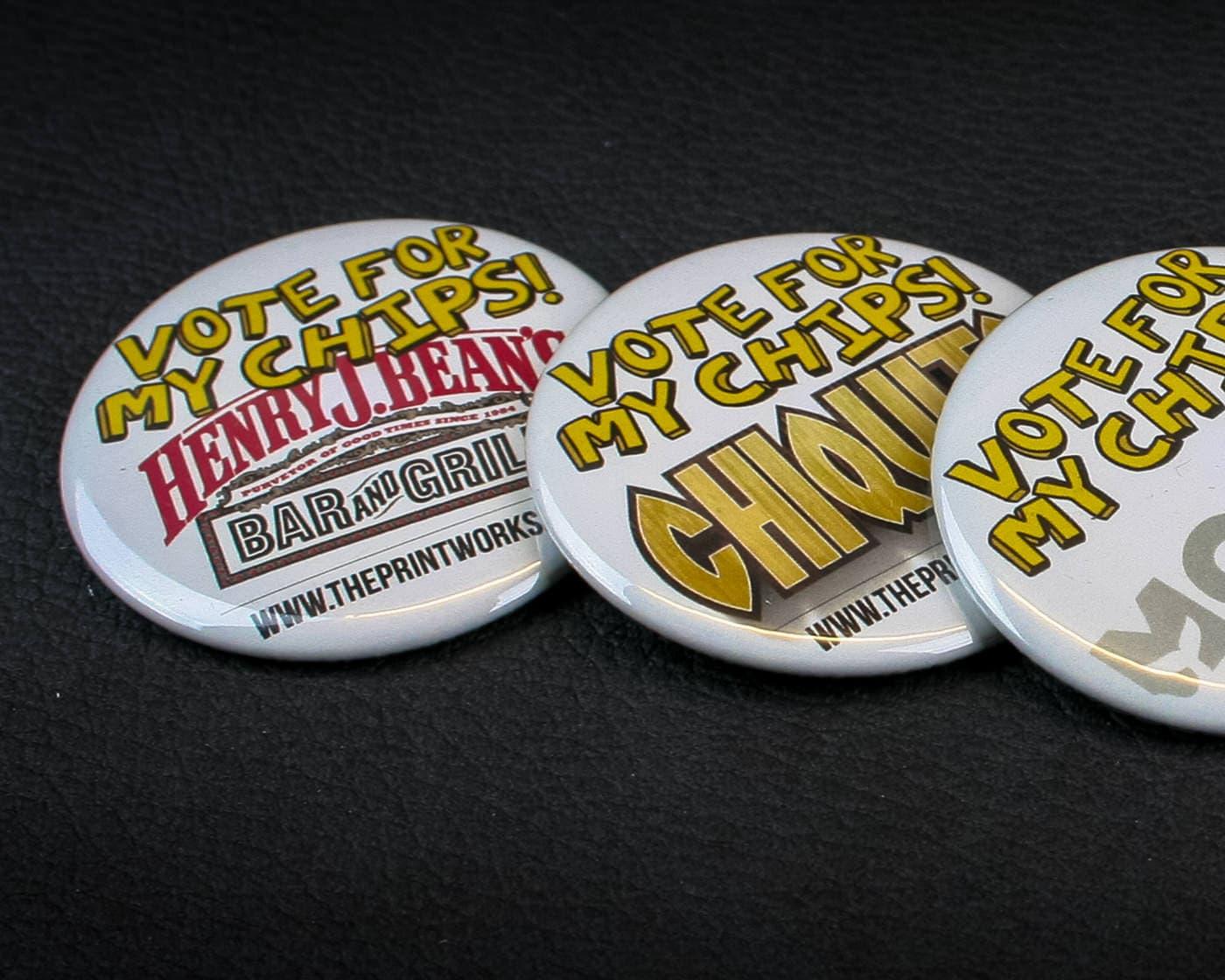 Badges - Printworks Venues-5