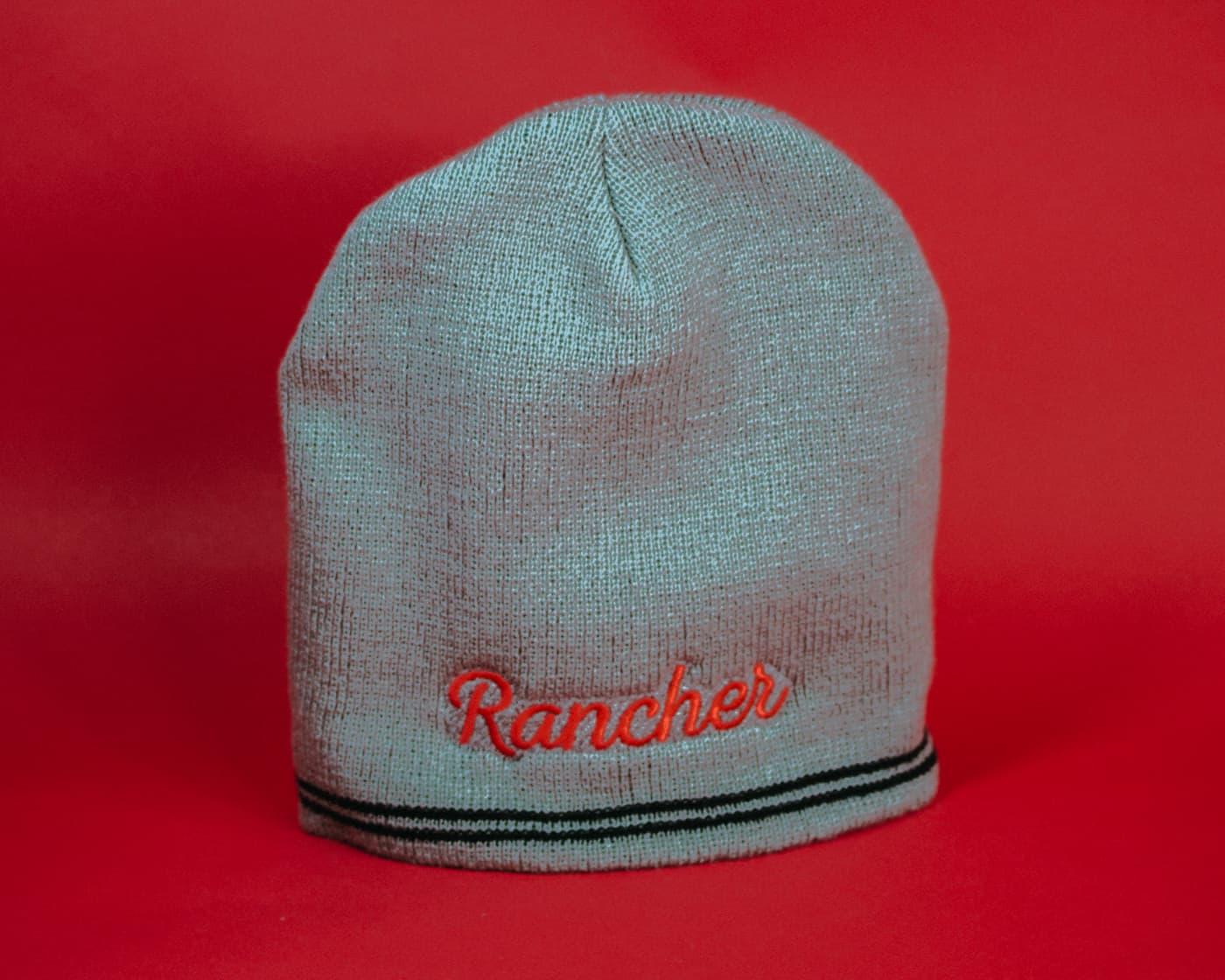 Hats Beanie Rancher Emrboidery-2