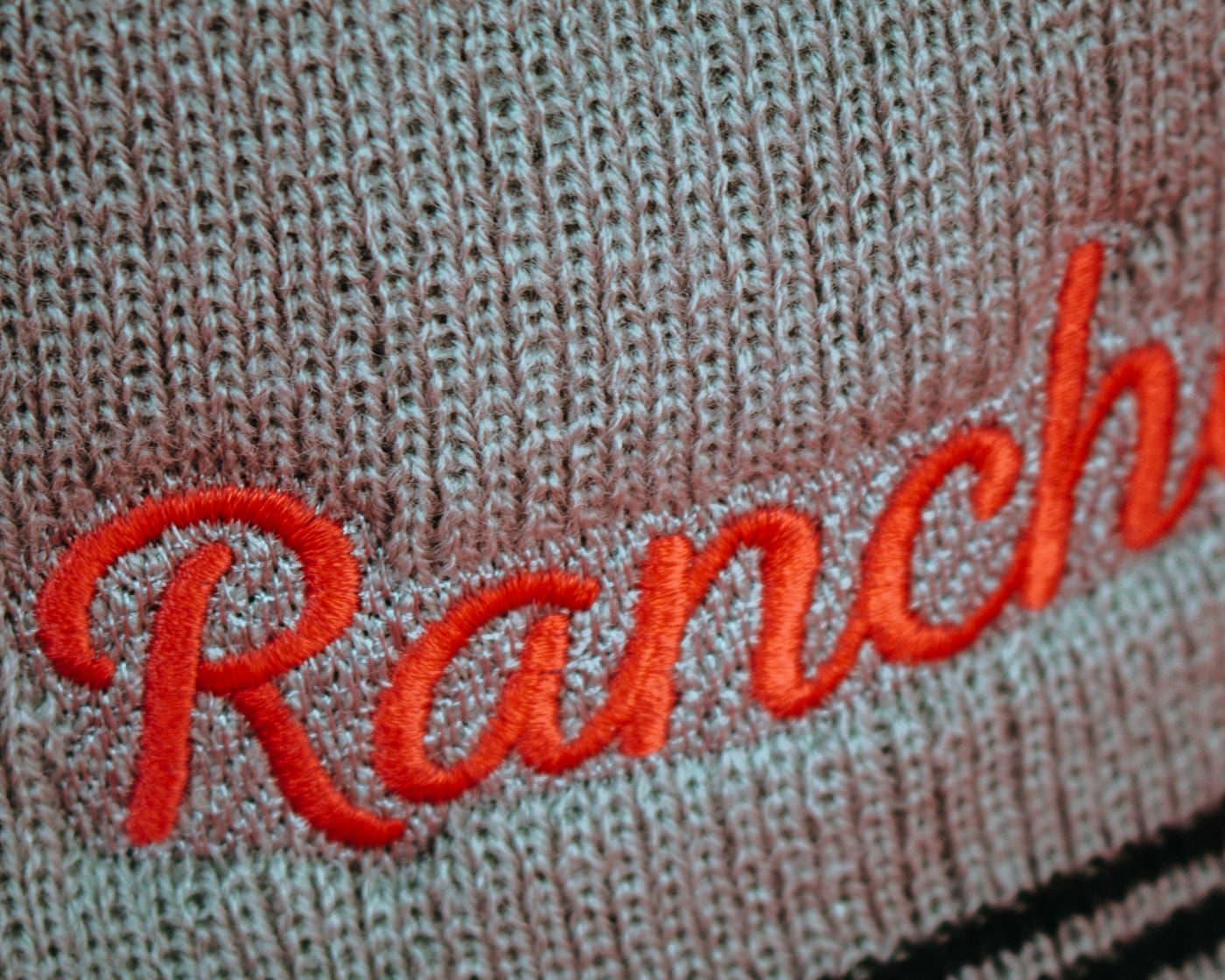 Hats Beanie Rancher Emrboidery-5