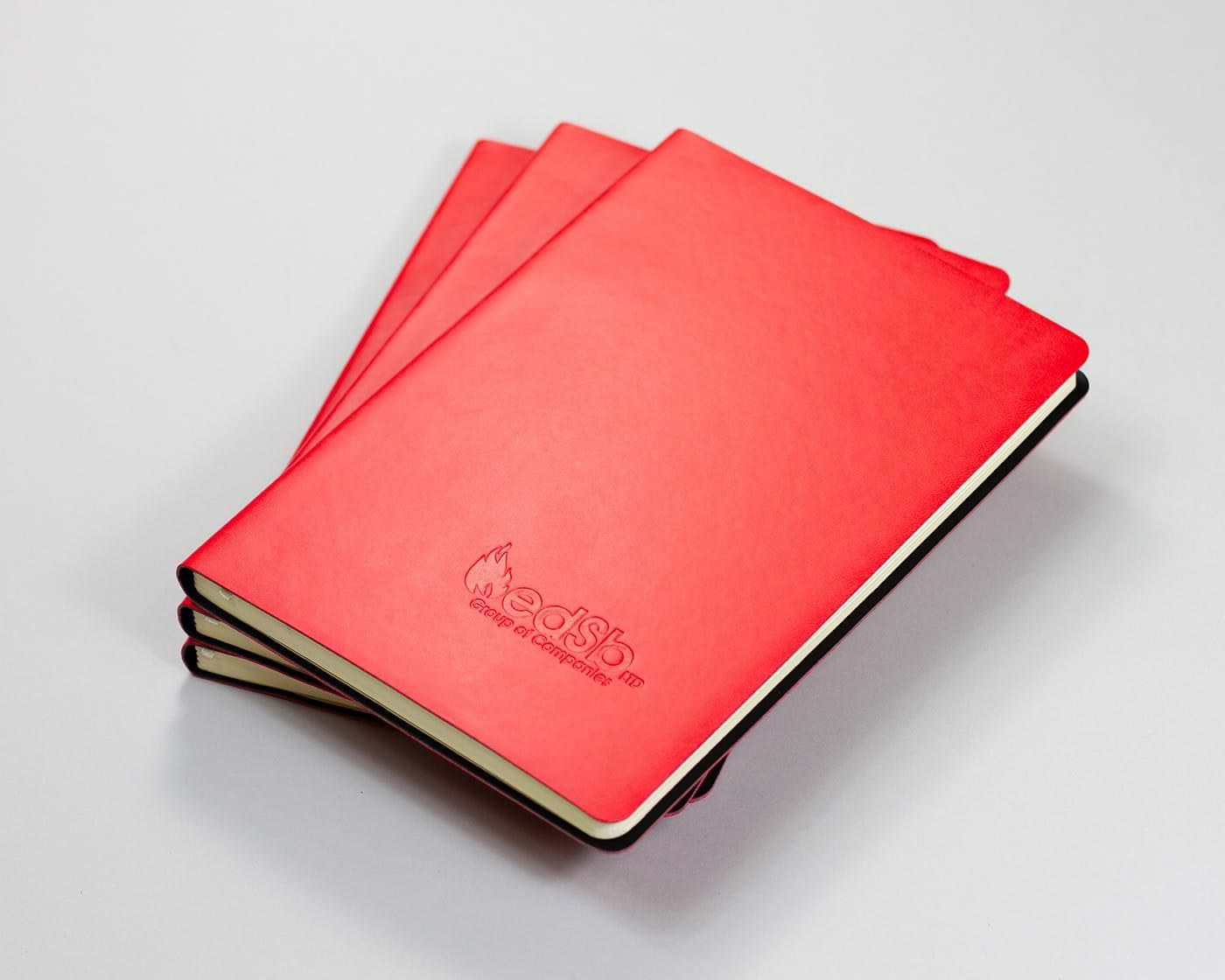 Embossed-Branded-Notebooks