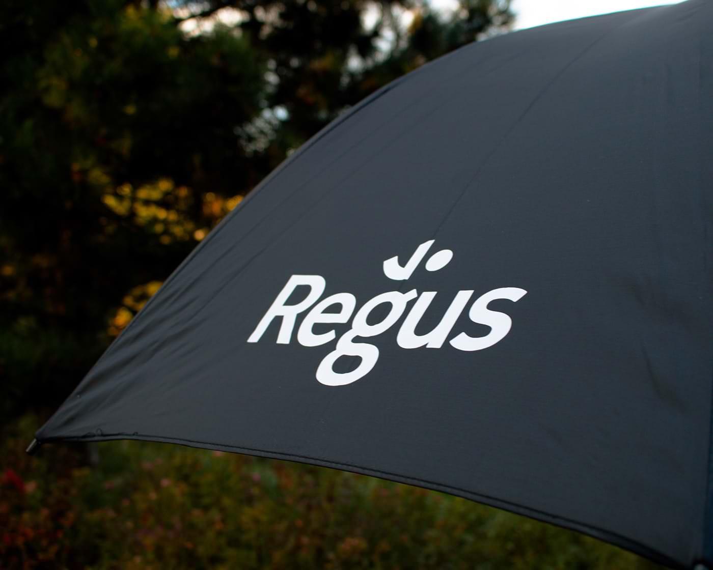 Screen-Printed-Black-Umbrella