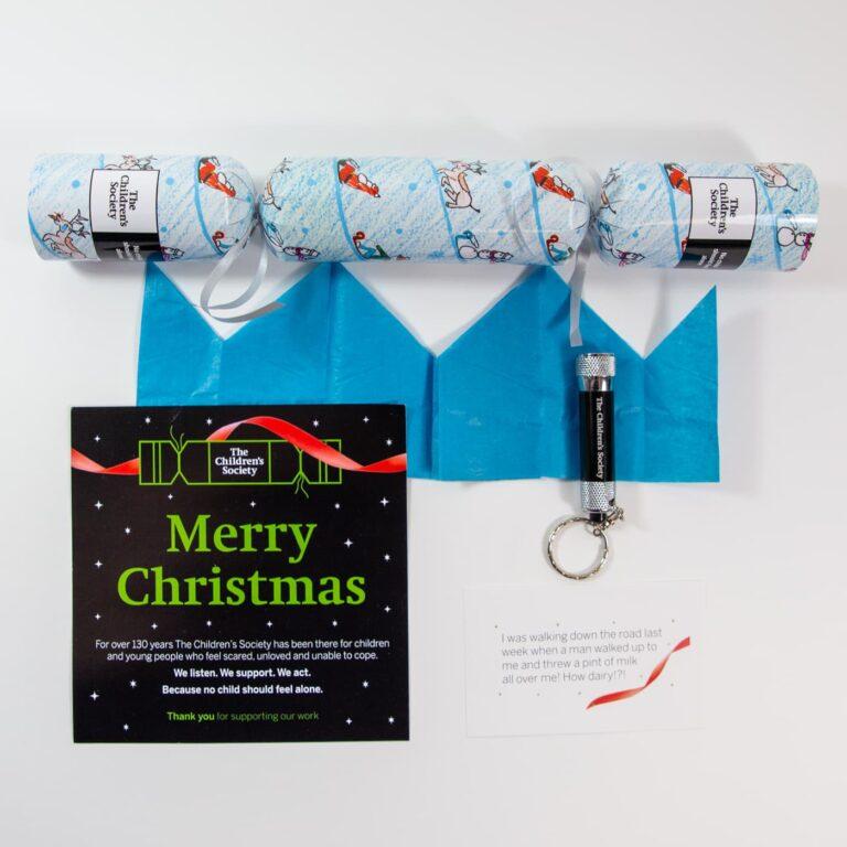Charity Cracker Printing