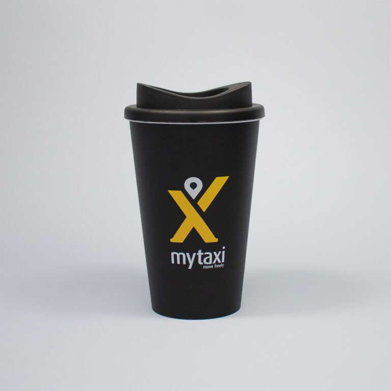 Pantone Printed Reusable Coffee Cup