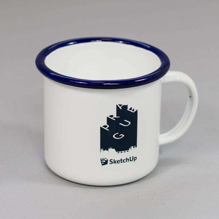 Enamel Retro Mug Printers