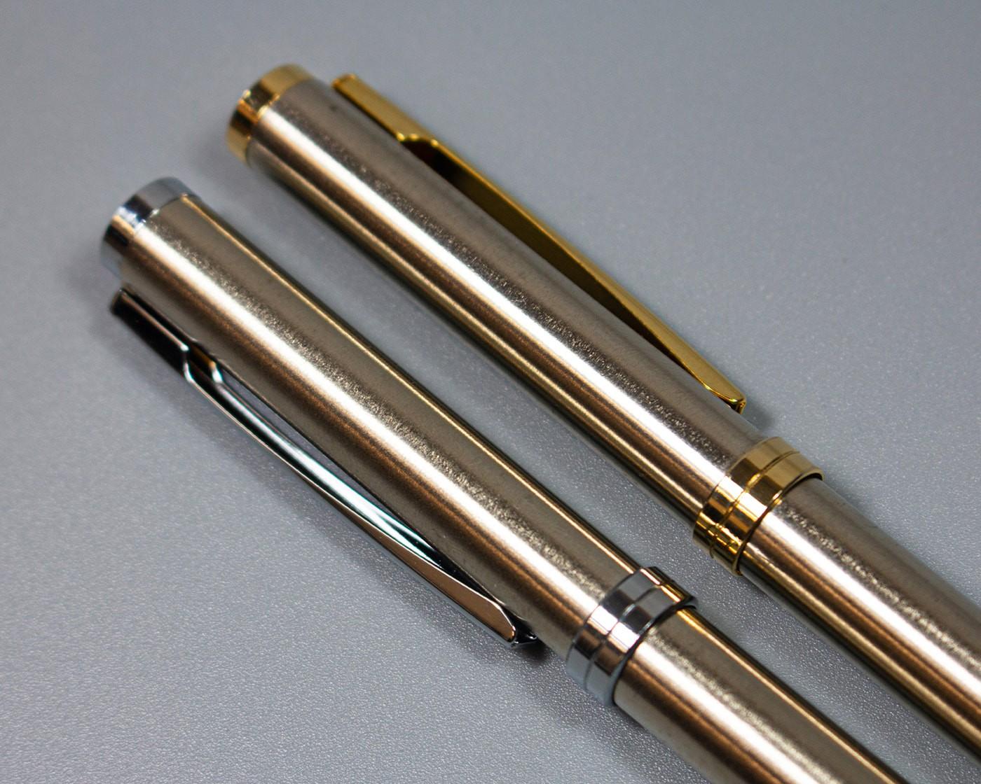 Gold-Silver-Metal-Delgado-Pens