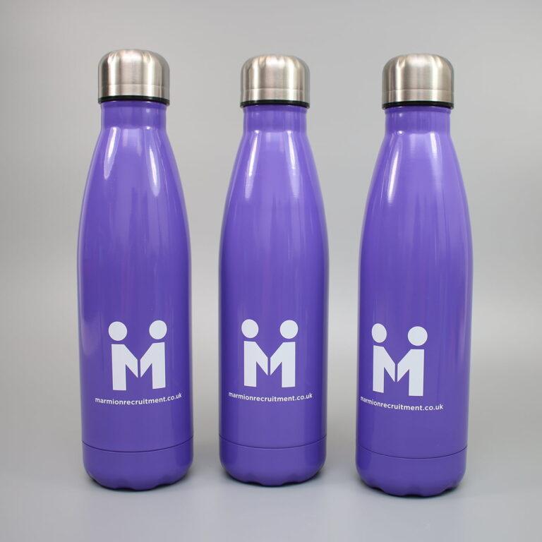 Printed Metal Drinks Bottles