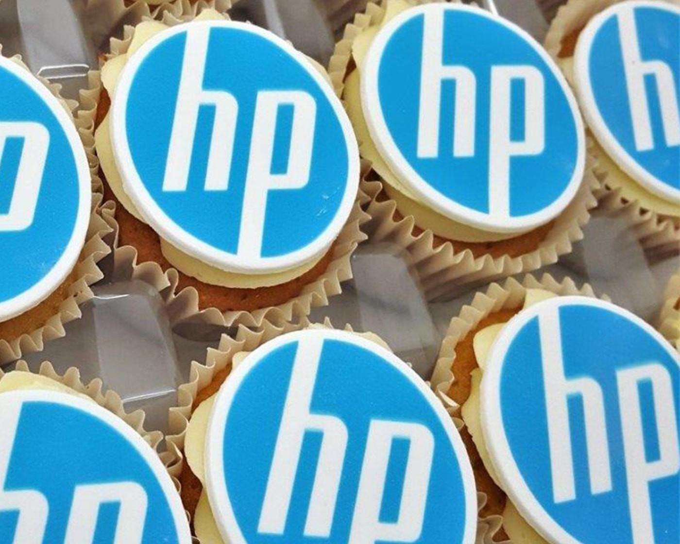 Logo Branded Cakes