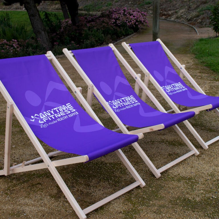 Branded Beach Chairs