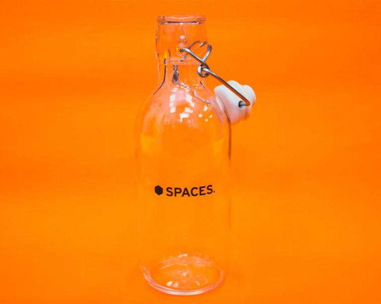 Branded Glass Bottles