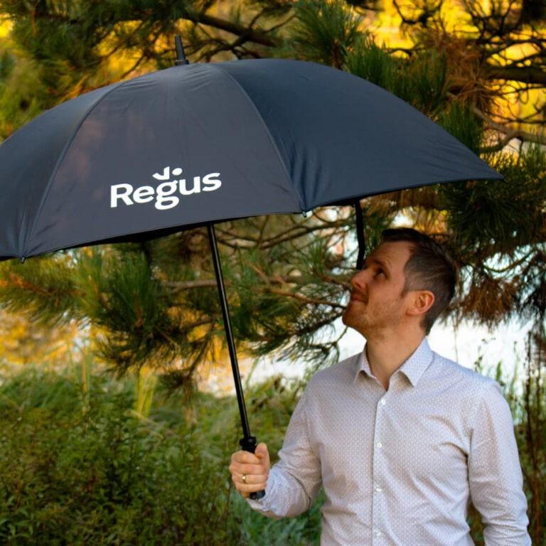 Printed Corporate Golf Umbrellas