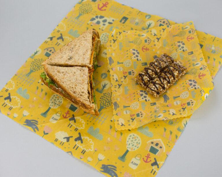 Branded Food Wrap