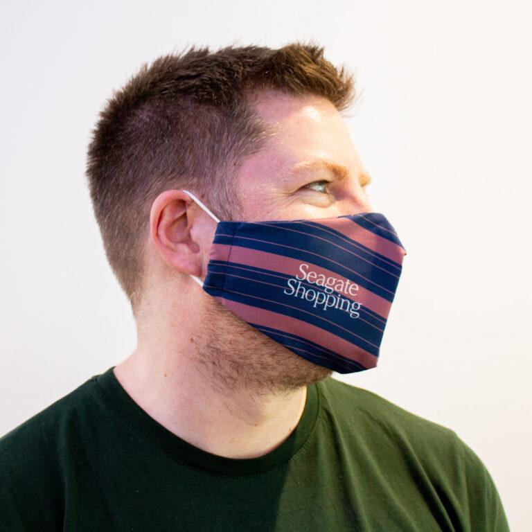 Retail Branded Facemasks