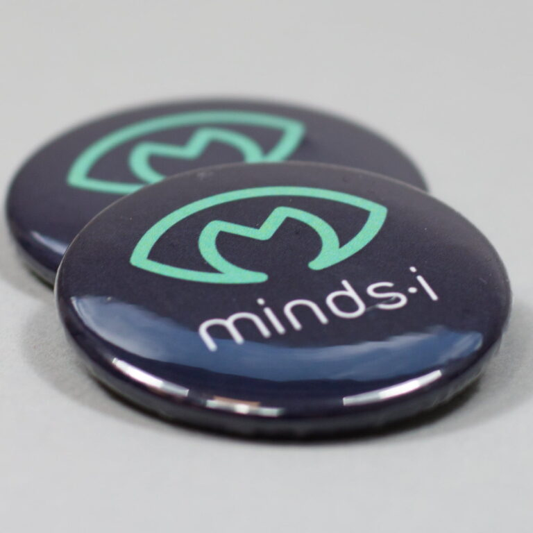 Metal Pin Badge Printing