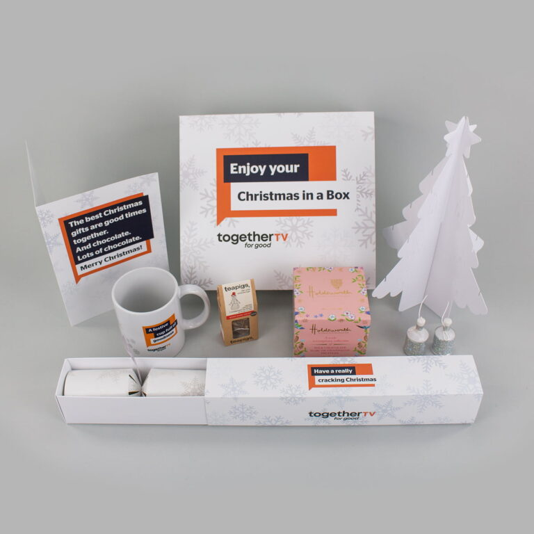 Promotional Christmas Gift Boxes