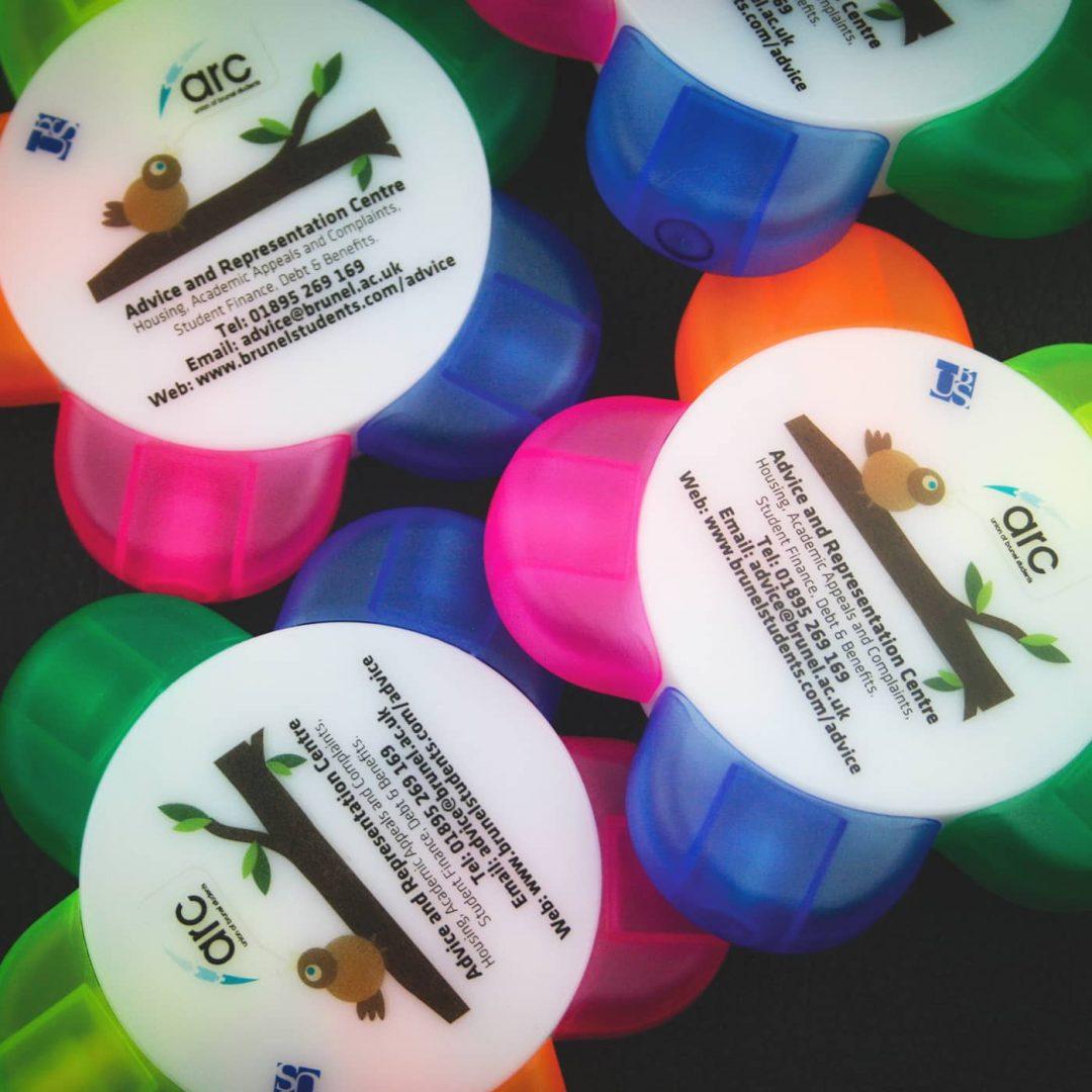 ARC USb - highlighter flower pens
