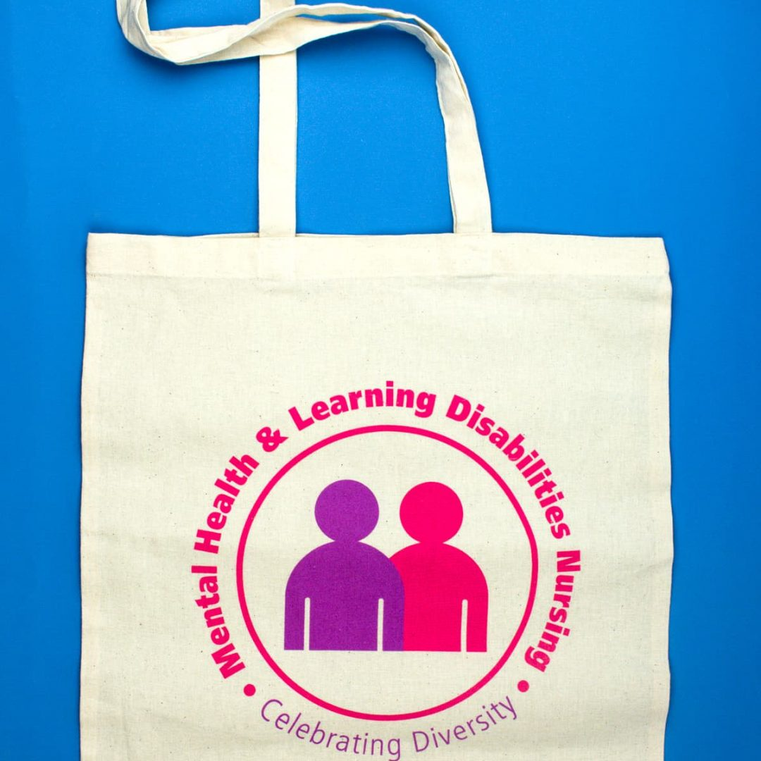 Bags Cotton Shopper - Mental Health Learning Nursing-2