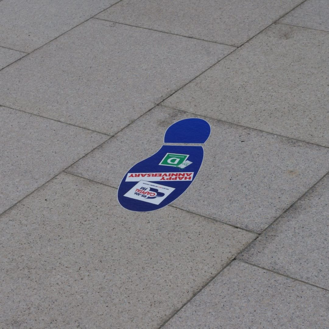 floor-sticker-capital-fm-national-feet