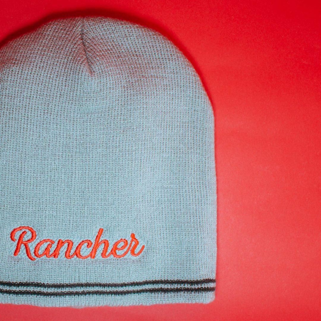 Hats Beanie Rancher Emrboidery-8