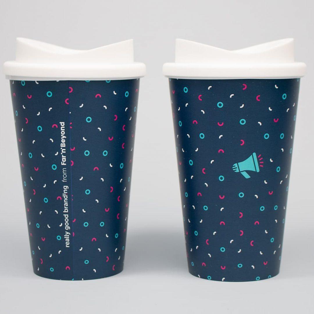 Branded Reusable Coffee Cup Printers