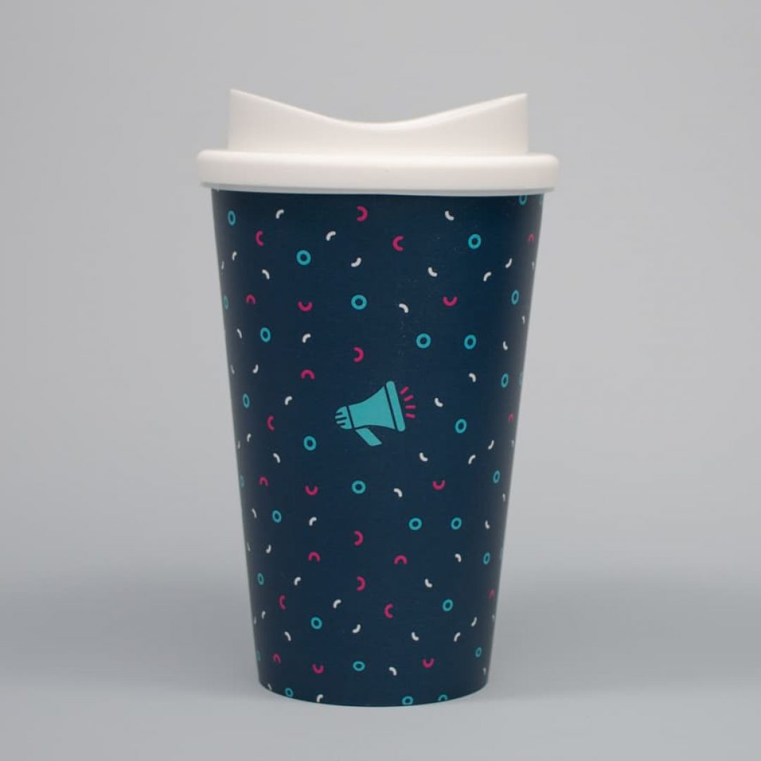 Reusable Coffee Cup - Branding OneCup-15