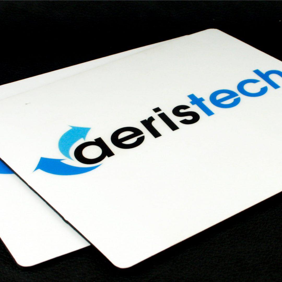aeristech printed mouse mat