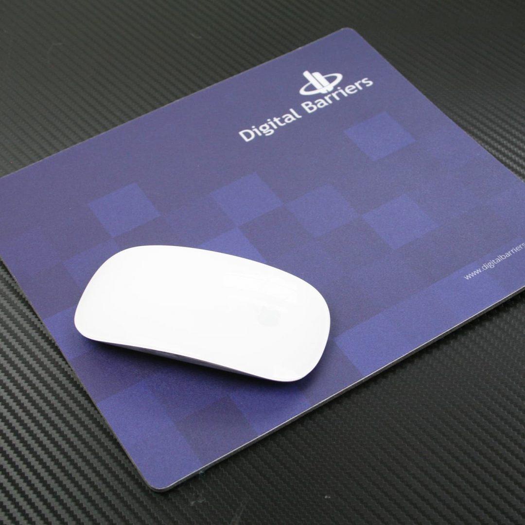 digital barriors mouse matt